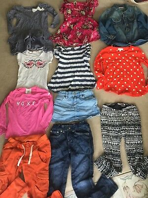 Country Road Munster Witchery Roxy Levis Kids Girls Bulk Pack Size 4 & 5