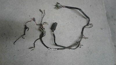 yamaha rd 350 1973 wire harness loom air cooled 3608219041