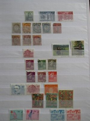 Norway Stamps - Small Collection.