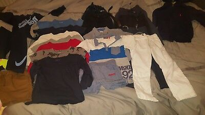 Size 2-3 years Boys Next Bundle Jeans Joggers Tops nike tracksuit