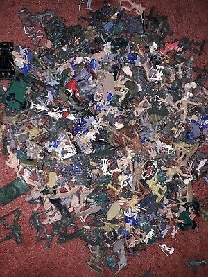 Vintage Toy Soldiers massive Joblot