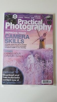 2018 Practical Photography Magazine 4x - September, October, November, December