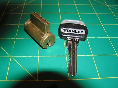 LockSport Lock Collector  USA Stanley SC4 Profile Lock and Key