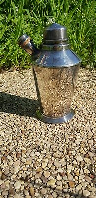 Vintage cocktail shaker epns made in England
