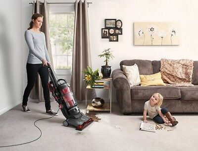 Hoover WindTunnel 3 High Performance Pet Bagless Corded Upright Vaccum Cleaner