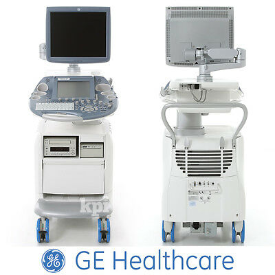 4D/3D GE Voluson E8 Ultrasound Machine with HD LIVE System Option Included