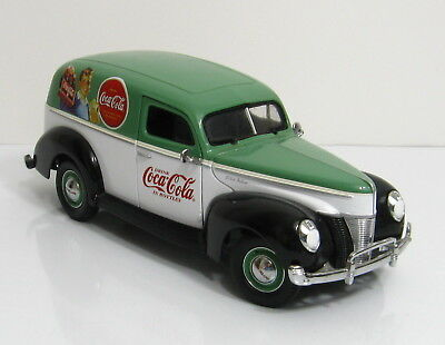 Matchbox 1:20 Scale ~ 1940 Ford Sedan Delivery ~ Coca-Cola