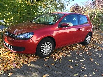 VW Golf 6 1,6 TDI Blue Motion 112tkm Euro 5