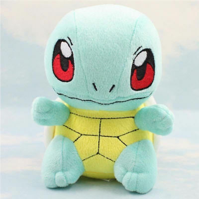 New SQUIRTLE Lovely Stuffed Soft Plush Toys Doll figure Xmas Gift Pokemon