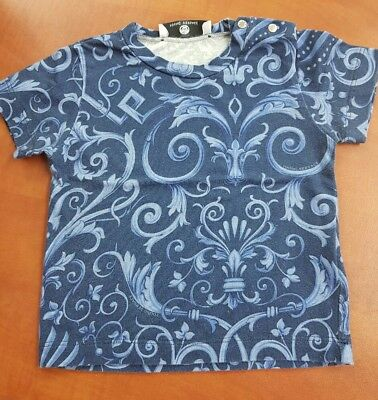 Young Versace Baby Shirt 9m