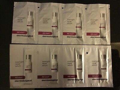 Dermalogica Overnight Repair Serum (AGE smart) SAMPLES x 8.