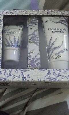 Heathcote And Ivory Hand Prep Set Hand Scrub And Cream Bnib