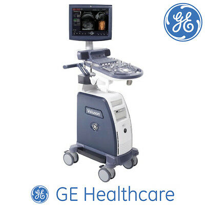 GE Voluson P8 Ultrasound System Machine with RAB2-6-RS 3D/4D Probe
