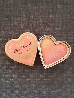 Too Faced Cosmetics Sweetheart Blush Sparkling Bellini