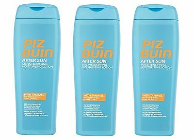 Piz Buin After Sun Tan Intensifying Moisturising Lotion 200ml x1