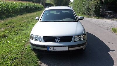VW Passat Variant 1,8 5V, Facelift, Klimatronic, 125PS ADR, Bj1999, Winterbitch