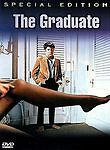 The Graduate (DVD, 1998, Special Edition) Dustin Hoffman OOP NEW SEALED