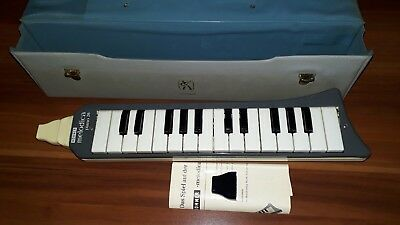 Vintage Hohner Melodica Piano 26 in Koffer