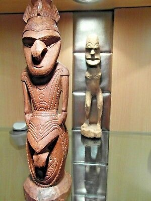 Papua New Guinea The Ghost Of The Ancestors Past! The Old And The Ancient, Oh No