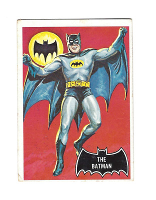 1966 Topps Batman #1 The Batman