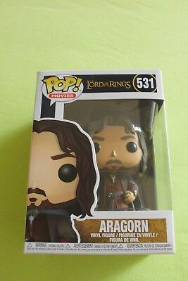 "Funko Pop The Lord of the Rings "" ARAGORN """