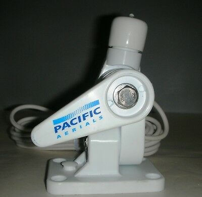 Pacific Aerials Longreach Pro Nylon AM/FM Ant Ratchet Mount #P6154