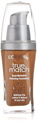 L'oreal - True match cocoa liquid foundation, base de (N9 Cacao Cocoa)
