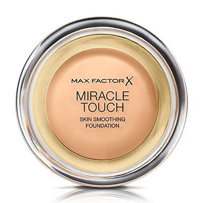 Max factor - Miracle touch foundation, base de maquillaje, color 75 (75 Dorado)