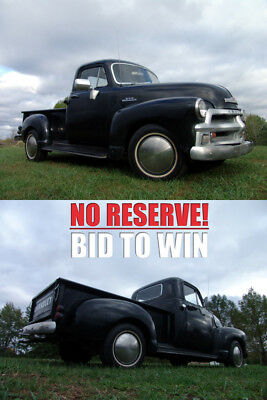 1954 Chevrolet Other Pickups Add To Watch List NO RESERVE! 3100 Shortbed GM Subframe Disc Brakes PS V8 Automatic 75+ Pics Video