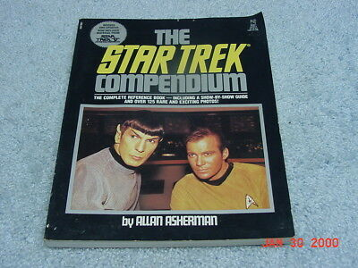 The Star Trek Compendium Book