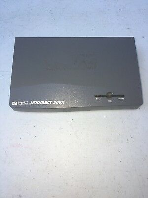 Hewlett Packard JetDirect 300X  Print Server