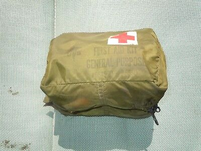Military First Aid Kit General Purpose With Contents