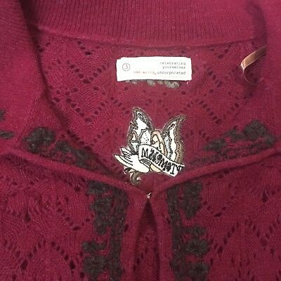 Odd Molly knitted dress, size 3