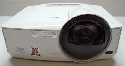 Mitsubishi WD380U Short Throw Projector (1080p, 185 of 2000 Lamp Hours used)