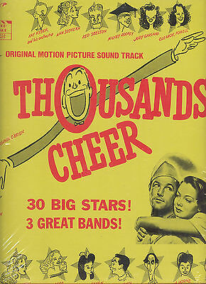 Thousands Cheer - Soundtrack - LP