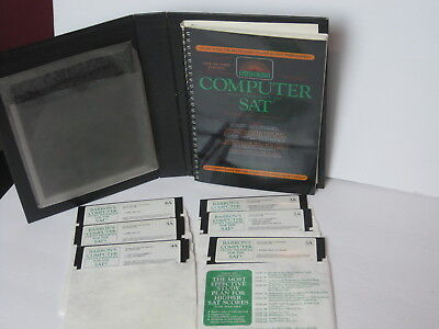 Vintage Apple II IIe IIc IIgs Software COMPUTER SAT