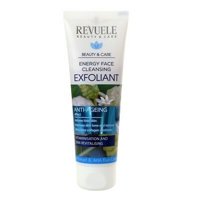 Revuele Face Cleansing Exfoliating Skin Care Anti-Ageing Blackhead Deep Acne