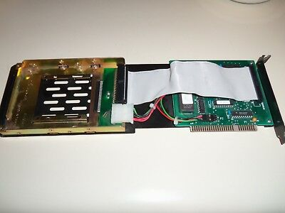 Hardcard ISA 8 BIT , Untested , Pulled from 8088 Computer
