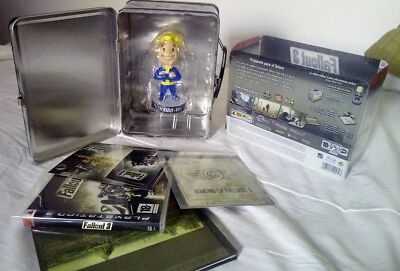 FALLOUT 3 Collectors Edition Pal España Spa Esp Playstation Ps3