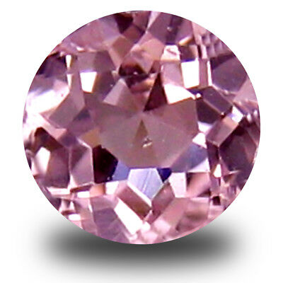 0.16 ct Outstanding Oval Cut (3 x 3 mm) Pink Brazilian Morganite Loose Gemstone