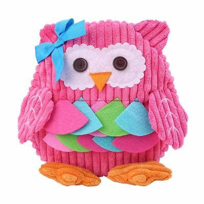 Cartoon Baby Toddler Kids Boy Girl Mini Owl Backpack Schoolbag Shoulder Bag Gift