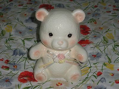 TEDDY BEAR Coin / Piggy Bank