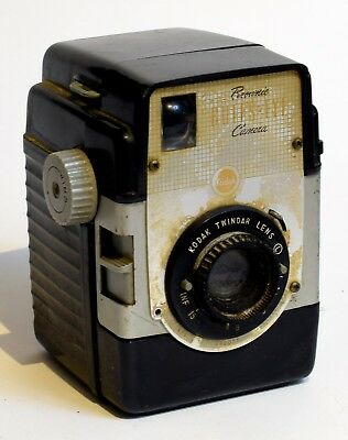 Kodak Brownie Bulls Eye Camera - Vintage Camera - Free Shipping