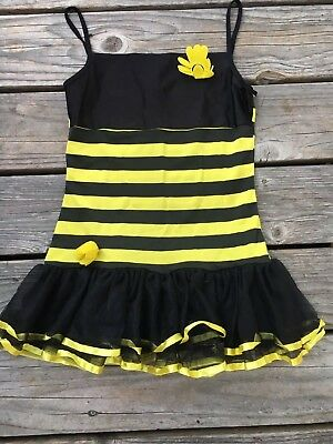 Bumble Bee Costume Tween Size Large