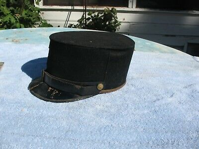 Antique Austria-Hungary Empire Military or Police Felt Hat