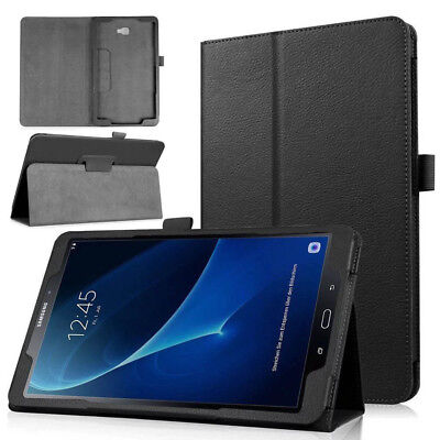 """For Samsung Galaxy Tab E 7"""" 8"""" 9.6"""" T560 Tablet Folio Leather Stand Cover Case"""