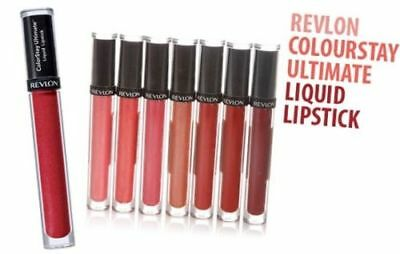 Revlon ColorStay Ultimate Liquid Lipstick ~ Choose from 12 Shades ~ SEALED