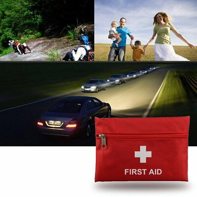 1pc First Aid Kit Medical Pouch Emergency 1st Aid Bag Work Travel Holiday Car
