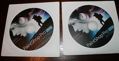Corel PaintShop Pro 2018 Ultimate Free Shipping! SEALED DISK WITH KEY