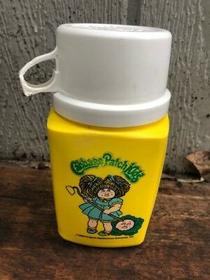 Vintage Cabbage Patch Thermos Bottle